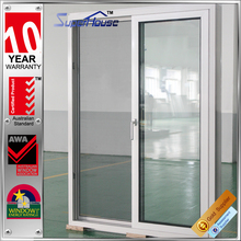 Beautiful heat insulation sliding aluminum windows and doors drawing