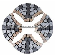 Mixed color cheap patio paver stones for sale