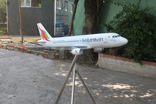 inflatable airplane,space shuttle,aircraft,fighter,warplane,fighter plane,A380,B747/customized A320 120cm plane model