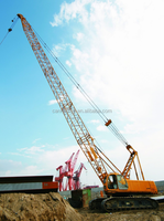 Hot Sale Series ( ON STOCK) --Crawler Crane XMCG QUY80E