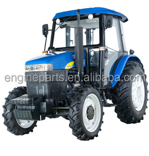 Shanghai new holland SNH704 tractor for sale