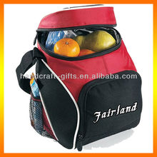 solar powered cooler bags/insulated cooler bag