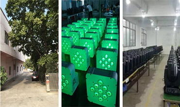 China Alibaba 18x18w Indoor Stage Rgbaw Uv Led Par Light For Sale ...
