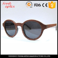 Quality-assured wholesale new style sunglases wood