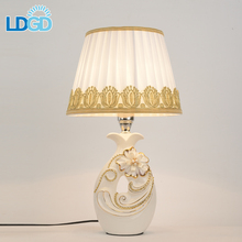 Langde Home Used Decorative Cordless Crystal Chandelier Bedside Table Lamp Made In China