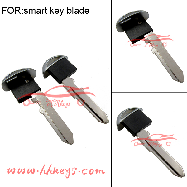 Keyblade small key for Mazda 3 5 6 CX-7 CX-9 smart spare metal blade