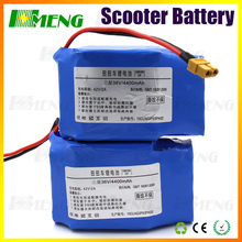 promotional cheap battery pack 4400mah 36v lithium battery pack with good quality