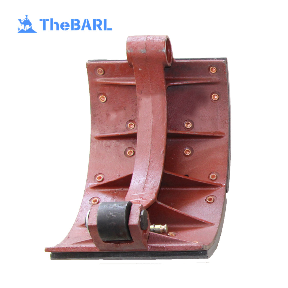 China Gucheng Jiarou TheBARL Manufacturers Wholesale High Quality brake shoe riveting machine For All Truck All Bus
