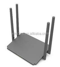300Mbps 4*5Dbi high power 100/1000m long range wireless wifi router with usb port ,password security router