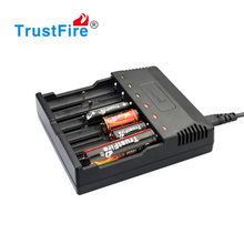 Newest products 6 slots universal nimh AA/AAA batteries chargers