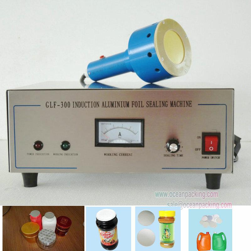 manual plastic sealing machine
