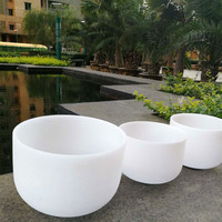 ChangJia Wholesale Crystal Singing Bowl For