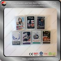 Cheap price Hand Held Play Card Games With Chips Free Design