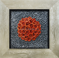 Decorative Wall Mount 63x73CM Art Products