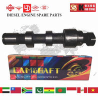 farm tractors parts ZH1115 camshaft for jiangdong diesel engine kingstone