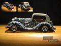 Car Model (painted with Mughal Art) wood craft
