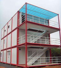 Brand New Self Contained Container House Price for Sale