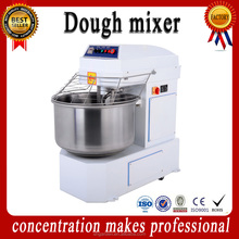 CE ISO ZZ series industrial 50kg spiral dough commercial mixer