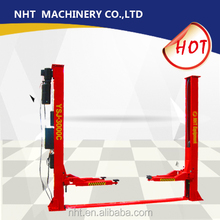 NHT two post car lift hydraulic with 4tons for car washing
