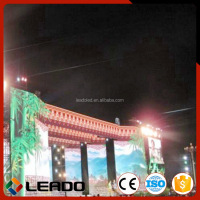 Most popular Promotion personalized rental led display club