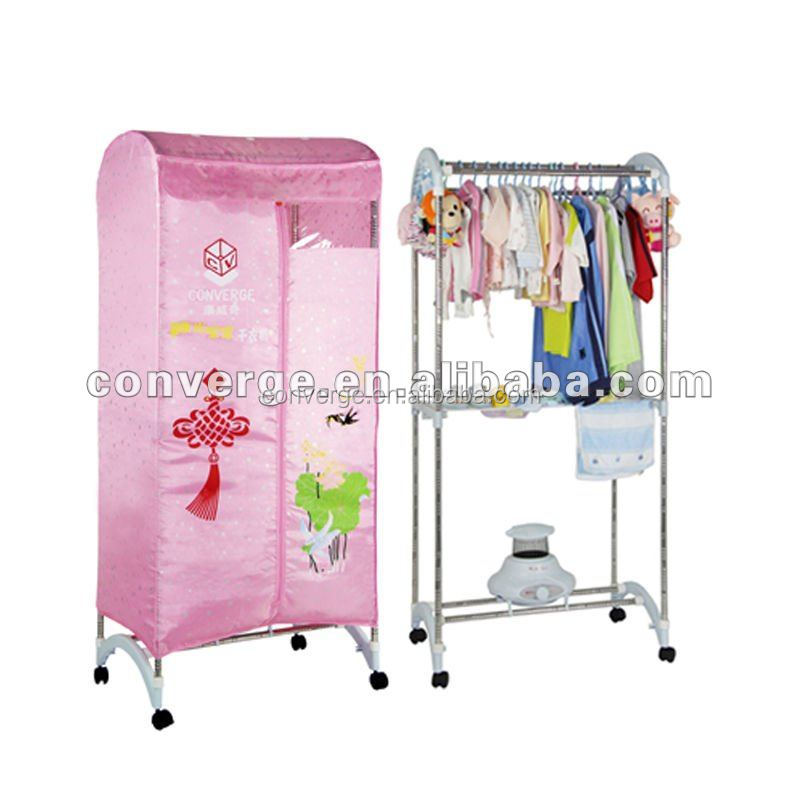 Portable Clothes Dryer ~ Converge wardrobe electric portable clothes dryer big