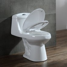 Ceramic sanitary ware siphonic one piece wc cheap white ceramic toilet
