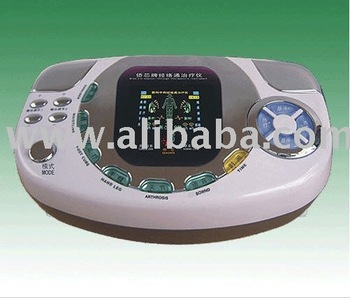Low and intermediate frequency therapy apparatus for Arthritis rheumatoid