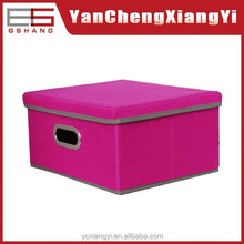 MZ-03 Storage boxes and bins Felt Non woven / paper board /PE WINDOW for MEN Travel homeuse shoes underware cabinet