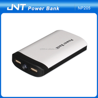 Newest dual usb charger power bank 5400mAh / portable charger power bank/battery power bank