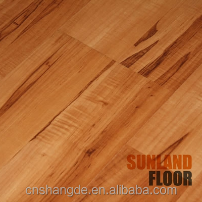 Euro Click Fore Resistant Basket Court PVC Laminate Flooring