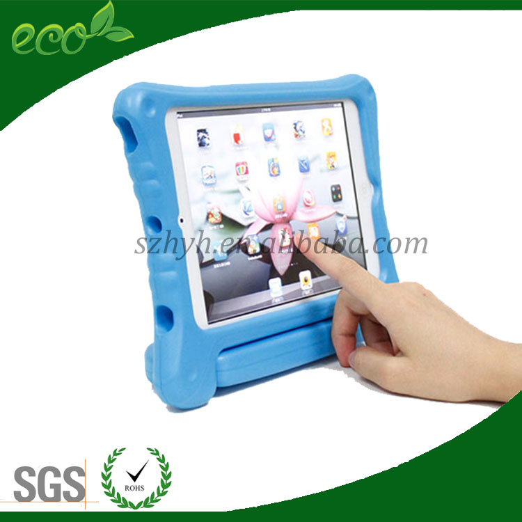 light weight shockproof OEM wholesale EVA tablet cover EVA foam tablet case for ipad mini