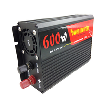 Factory direct 12v 240v car pure sine wave inverter 600 watt