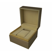 small size plastic pillow watch box case for wrist watch