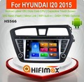 Hifimax Android 6.0 Car GPS DVD Player for Hyundai SONATA I20 Navigation Head unit - Bluetooth Touch Screen