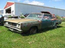1968 DODGE CORONET used car