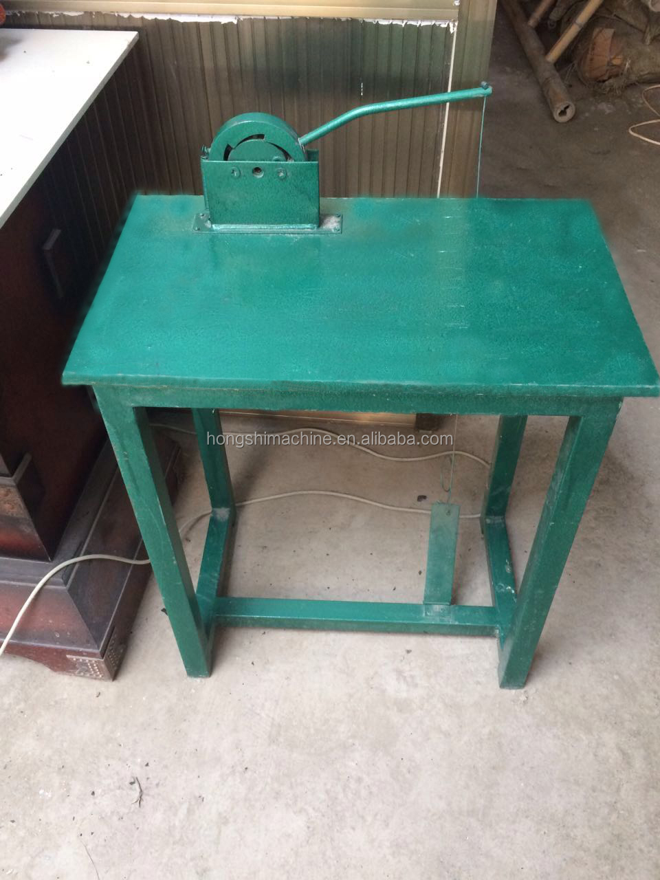 Complete waste paper pencil making machine