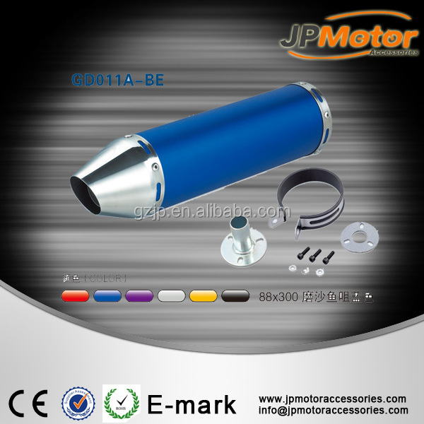 100cc exhaust with high quality factory sell directly made in china