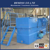 Water Purification Device High Rate Wastewater Treatment Plant Dissolved Air Flotation Chemical