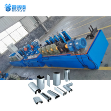 2017 stainless steel Pipe making machines used in furniture pipe manufacturing