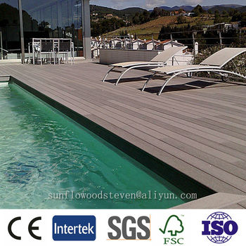 made in china cheap composite decking material and wpc flooring Slovenia