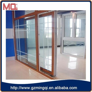 Factory price aluminum doors exterior low e glass sliding for Aluminum sliding glass doors price