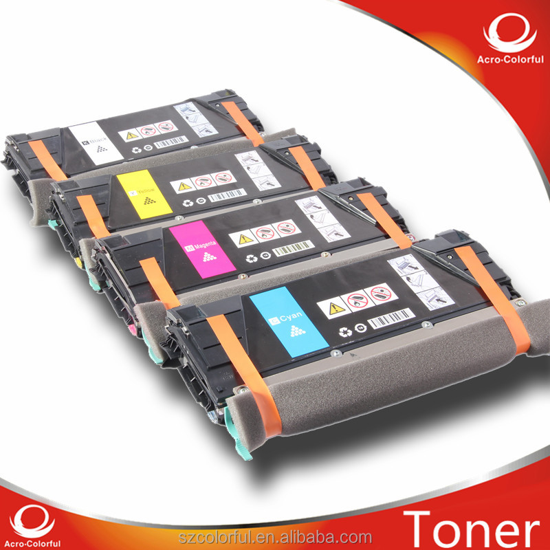 Alibaba Toner Cartridge Supplier for Lexmark C522 C524 C532 C534 Color Printer