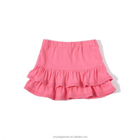 Newest hot selling children dress cotton poplin