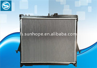 Genuine auto radiator for nissan cefiro a33 for NIS114