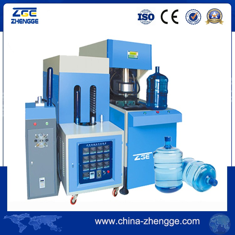 ZG-100 CE Approved High Speed 5 Gallon Semi Automatic PET Blowing Machine Manufacturers In China