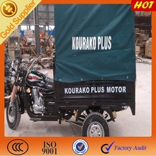 Cargo motorcycle for sale made in china/ triciclo carga