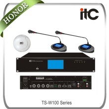 ITC WiFi wireless audio conference equipment,uhf wireless conference system equipment,audio conference chairman