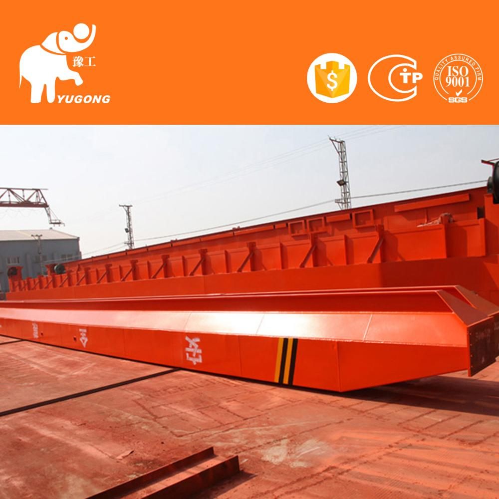 Very Popular Lightweight 300/75T Bridge Crane Budget