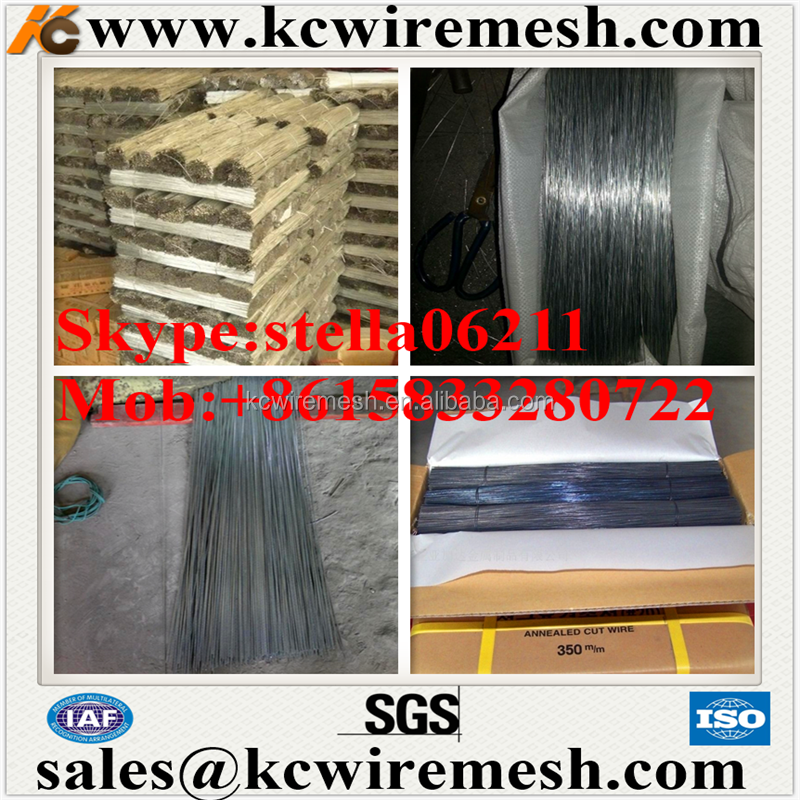 Factory!!!!! KangChen low carbon steel iron straight cut wire
