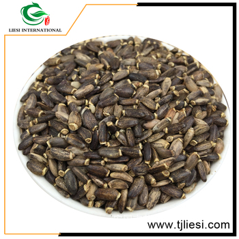 china herbal medicine raw milk thistle seed tea crude herbs/crude medicine/shui fei ji